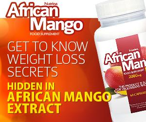 African Mango - african mango